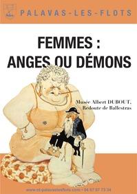 Exposition Dubout « Femmes : anges ou démons »