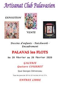 Exposition art plastique