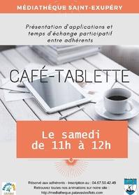 Café-Tablette du samedi