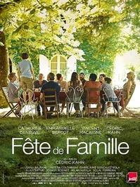 """Cinéma  """"Fête de famille"""""""