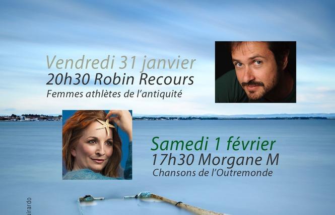 Robin Recours « Il était une fois en Olympie : femmes athlètes » 1 - Palavas-les-Flots