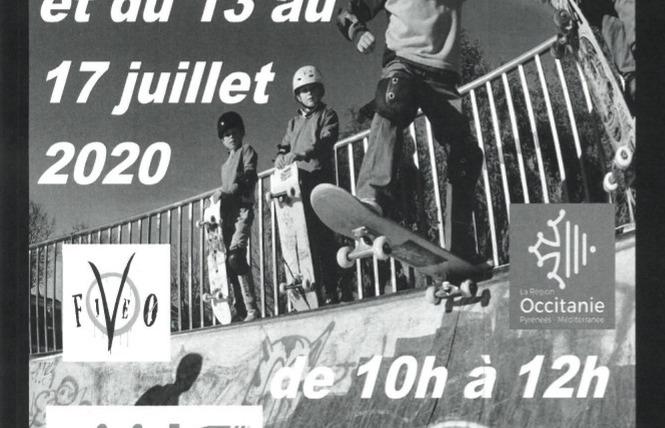 Stage de skateboard 2 - Palavas-les-Flots