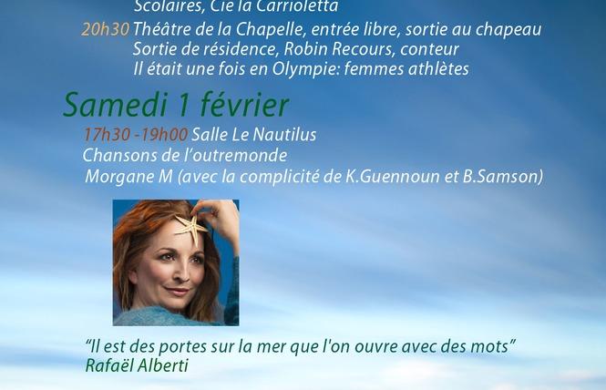Robin Recours « Il était une fois en Olympie : femmes athlètes » 2 - Palavas-les-Flots