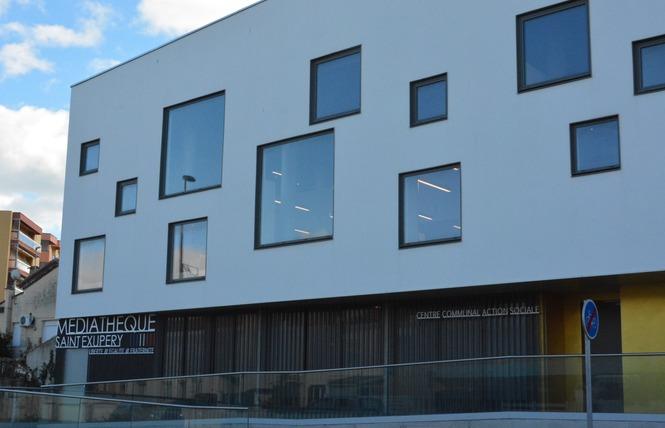 Médiathèque Saint-Exupéry 1 - Palavas-les-Flots