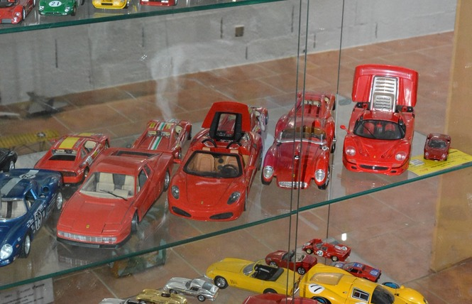 Musée de la Voiture et du Train (MVT) 1 - Palavas-les-Flots