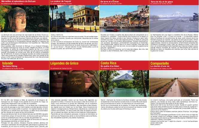 Connaissance du Monde « Chine, merveilles et splendeurs du Sichuan » 3 - Palavas-les-Flots