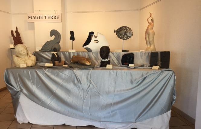 Exposition association Magie Terre 3 - Palavas-les-Flots