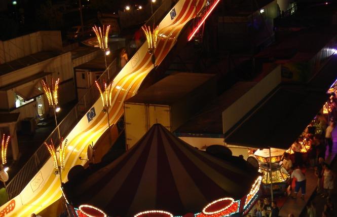Luna Park Fête Foraine 4 - Palavas-les-Flots