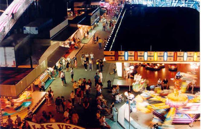 Luna Park Fête Foraine 3 - Palavas-les-Flots